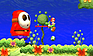 Yoshi's New Island screen shot 3