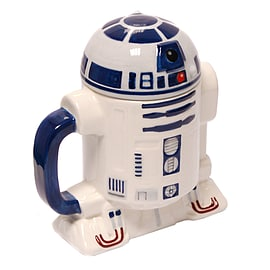 Joy Toy - Star Wars Mug with cover R2-D2 Sku Format Code
