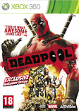 Deadpool GAME Exclusive Edition Xbox 360