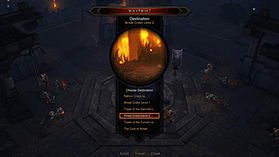 Diablo III screen shot 2