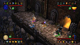 Diablo III screen shot 8