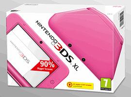 Nintendo 3DS XL Pink 3DS