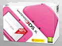 Nintendo 3DS XL Pink 3DS