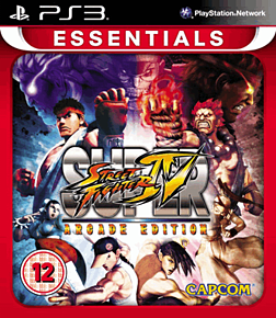 Super Street Fighter 4 Arcade Edition (PS3 Essentials) PlayStation 3