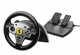 Ferrari Challenge PC/ PS3 Racing Wheel Accessories