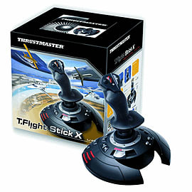 Thrustmaster T-Flight Stick X Accessories