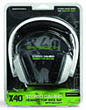 Plantronics GameCom X40 Headset - Xbox 360, EMEA Accessories