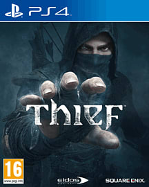 Thief PlayStation 4 Cover Art