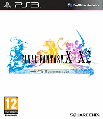 Final Fantasy X/X2 on Playstation 3 at GAME.co.uk