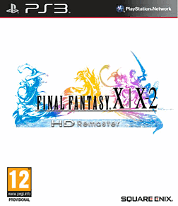 Final Fantasy X X-2 HD Remaster PlayStation 3