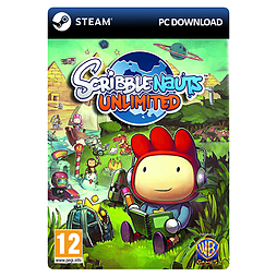 Scribblenauts Unlimited PC Games Cover Art