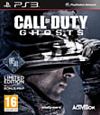 Call of Duty: Ghosts with Preorder Bonus Weapon Camo for Call of Duty: Black Ops II PlayStation 3