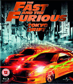 The Fast and the Furious - Tokyo Drift Blu-Ray