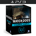 Watch Dogs GAME Exclusive Vigilante Edition PlayStation-3