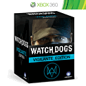 Watch Dogs GAME Exclusive Vigilante Edition Xbox-360