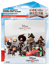 Disney INFINITY Power Discs Album Toys and Gadgets