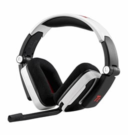 Tt eSPORTS Shock Gaming Headset - White Accessories