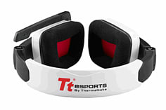 Tt eSPORTS Shock Gaming Headset - White screen shot 3