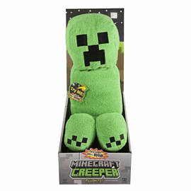Minecraft Creeper Plush Toys and Gadgets