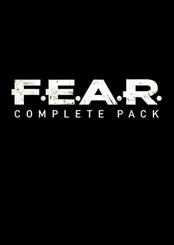 F.E.A.R. Complete Pack PC Games Cover Art
