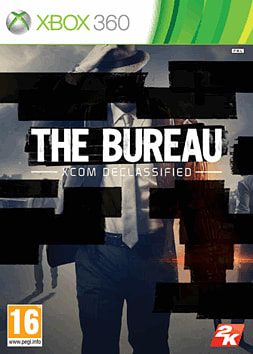 The Bureau: XCOM Declassified (with Codebreakers Preorder Bonus) Xbox 360 Cover Art