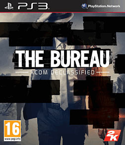 The Bureau: XCOM Declassified (with Codebreakers Preorder Bonus) PlayStation 3 Cover Art