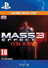 Mass Effect 3: Omega PlayStation Network