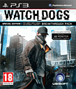 Watch Dogs GAME Exclusive Special Edition PlayStation 3