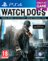 Watch Dogs GAME Exclusive Special Edition PlayStation 4