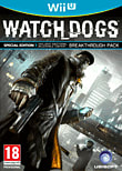 Watch Dogs GAME Exclusive Special Edition Wii U