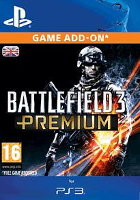 Battlefield 3 Premium PlayStation Network