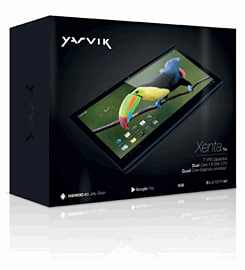 Yarvik Xenta 7ic Tablet (Grade A) Electronics