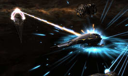 Sins of a Solar Empire: Rebellion screen shot 1