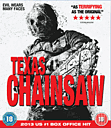 Texas Chainsaw 2013 Blu-Ray