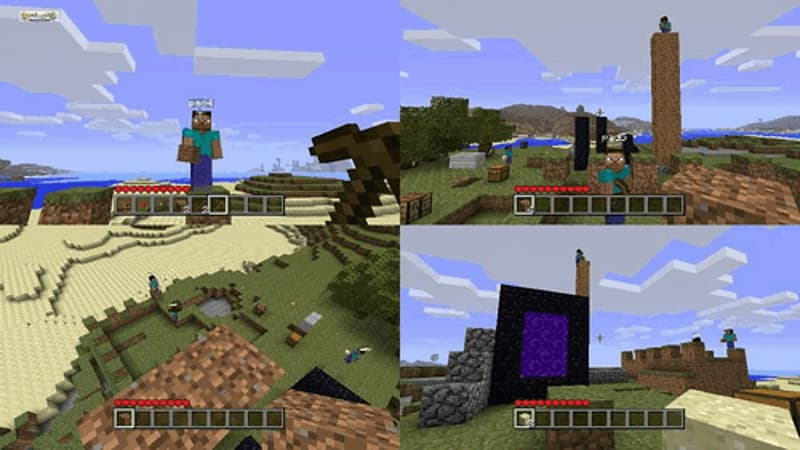 Minecraft Living Room Xbox 360 buy minecraft: xbox 360 edition on xbox 360 | free uk delivery | game