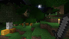 Minecraft screen shot 7