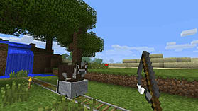 Minecraft screen shot 11