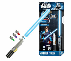 Star Wars Science Mini Lightsaber Tech Lab Toys and Gadgets