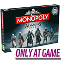 Assassin's Creed Monopoly - Only at GAME Toys and Gadgets