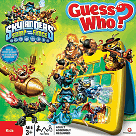 Skylanders SWAP Force Guess Who? Toys and Gadgets