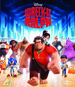 Wreck-It Ralph Blu-Ray