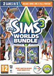 The Sims 3 Worlds Bundle PC Games