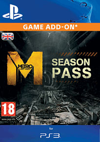 Metro: Last Light Season Pass PlayStation Network Cover Art