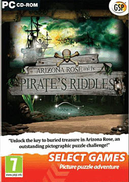 Arizona Rose and the Pirate's Riddles PC Games