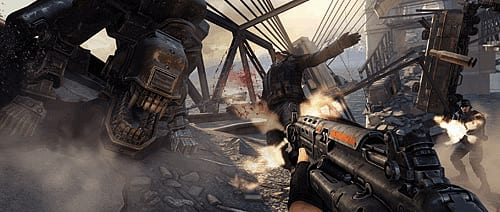 Wolfenstein The New Order on PlayStation 3 at GAME