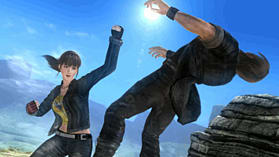 Dead or Alive 5 Ultimate screen shot 3