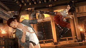 Dead or Alive 5 Ultimate screen shot 1