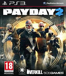 Payday 2 PlayStation 3