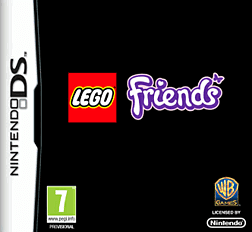 LEGO Friends DSi and DS Lite