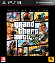 Grand Theft Auto V GAME Exclusive Special Edition PlayStation-3